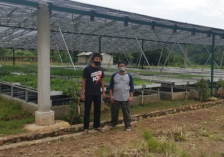 BPRS Botani IPB University Dukung Penuh Alumni yang Bergerak di Pertanian